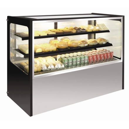 Polar GG217 Refrigerated Deli Showcase 400 Ltr